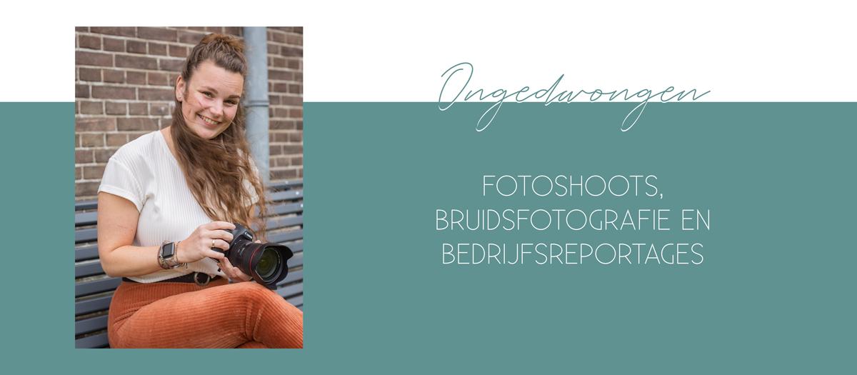 Fotograaf Tilburg Ymke Frijters Contact