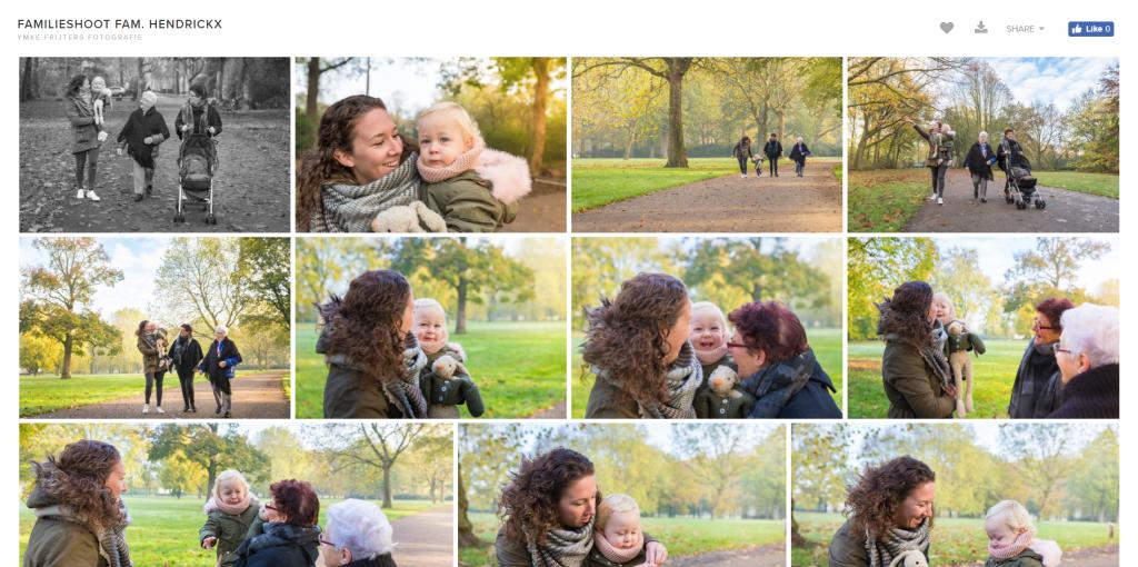 Familieshoot Ymke Frijters Fotografie - online galerij