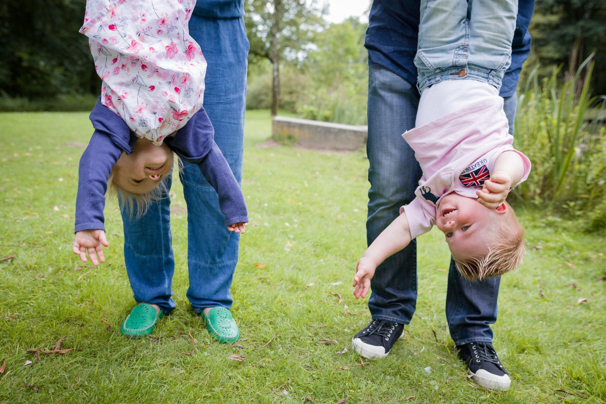 Fotoshoot kinderen