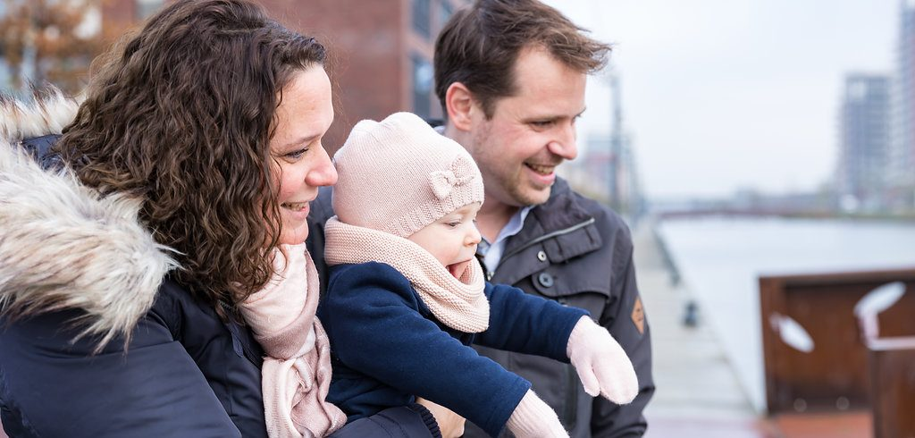 Babyshoot in Zoetermeer