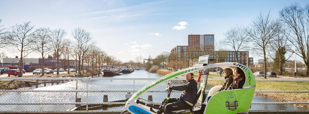 Bedrijfsshoot Tilburg Fietstaxi Tilburg
