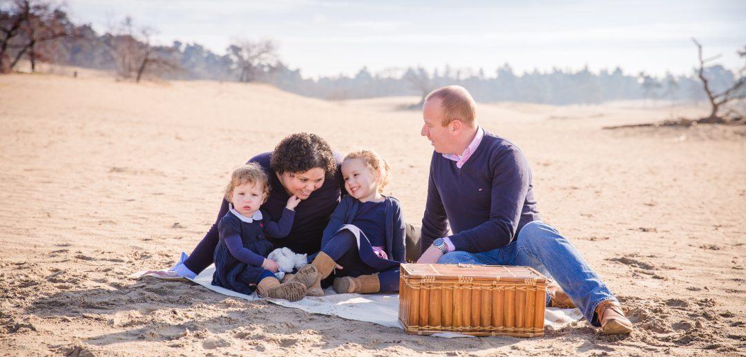 Familieshoot Tilburg