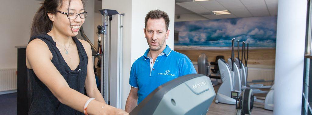 Bedrijfsshoot Tilburg Fysiotherapie Totaal Vitaal