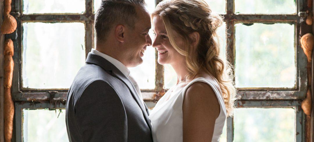 Bruidsfotografie HeuvelPark Dongen