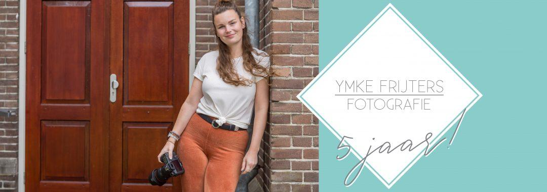 Ymke Frijters Fotografie jarig
