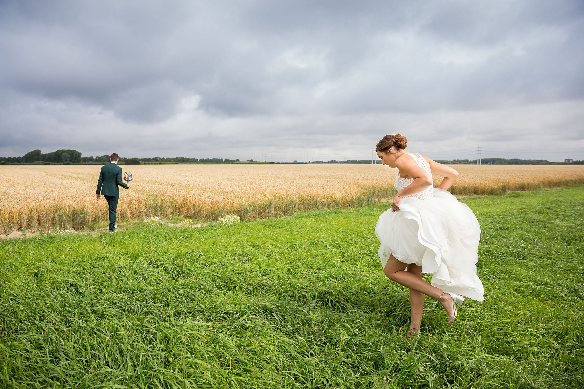 Bruidsfotograaf Zuid-Holland