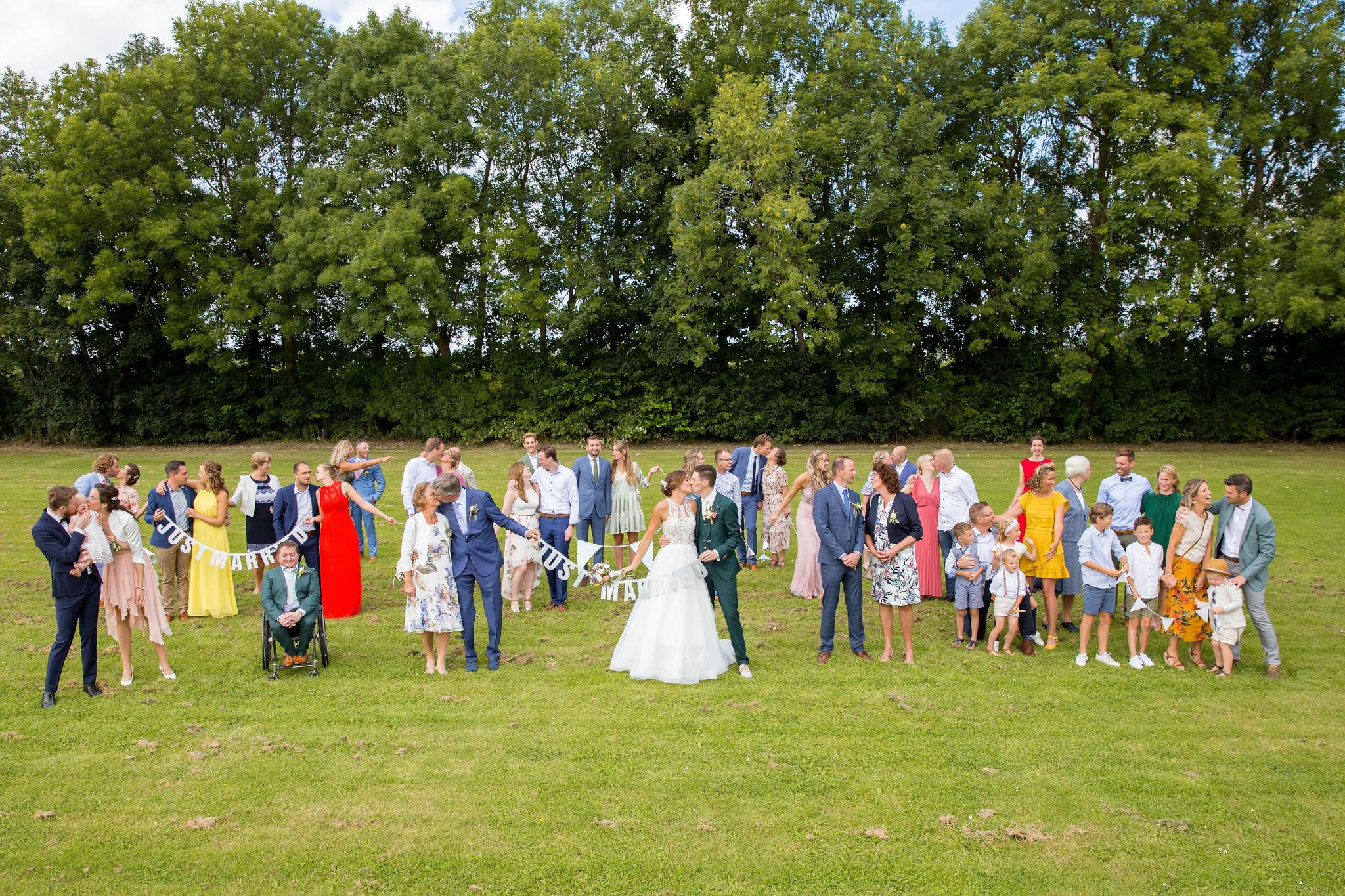 Bruidsfotografie Landgoed de Olmenhorst