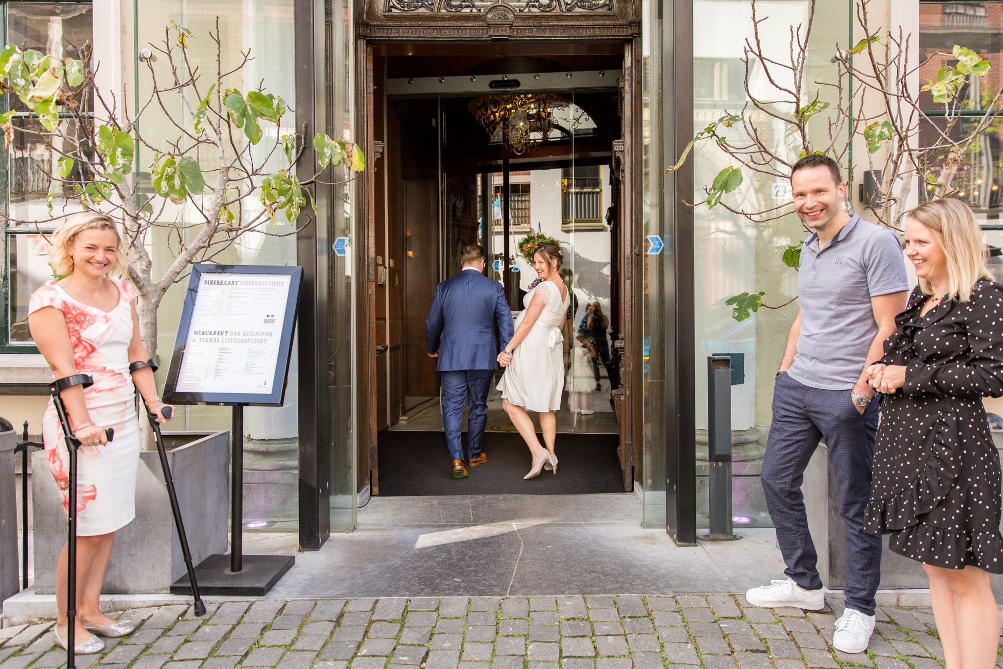 Trouwfotograaf Breda hotel nassau
