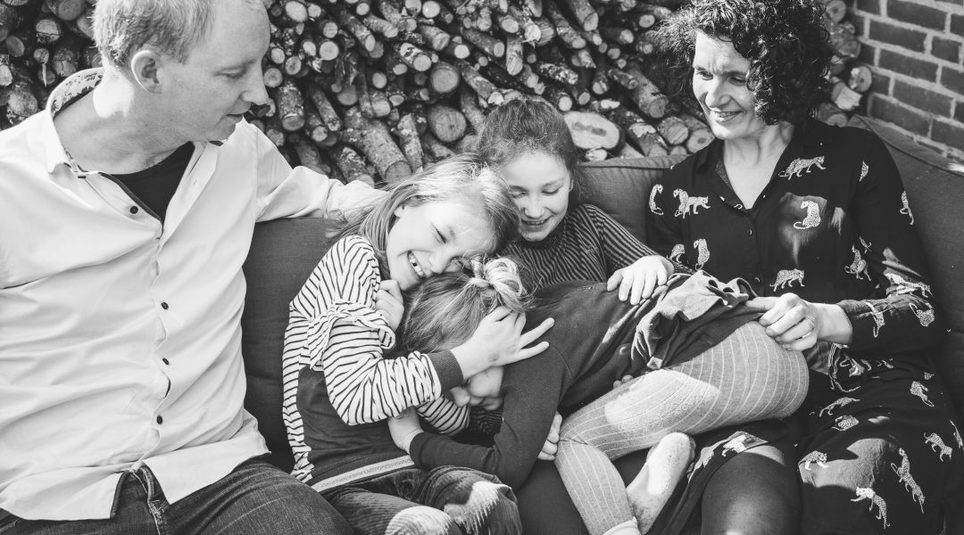 Fotoshoot Tilburg gezin