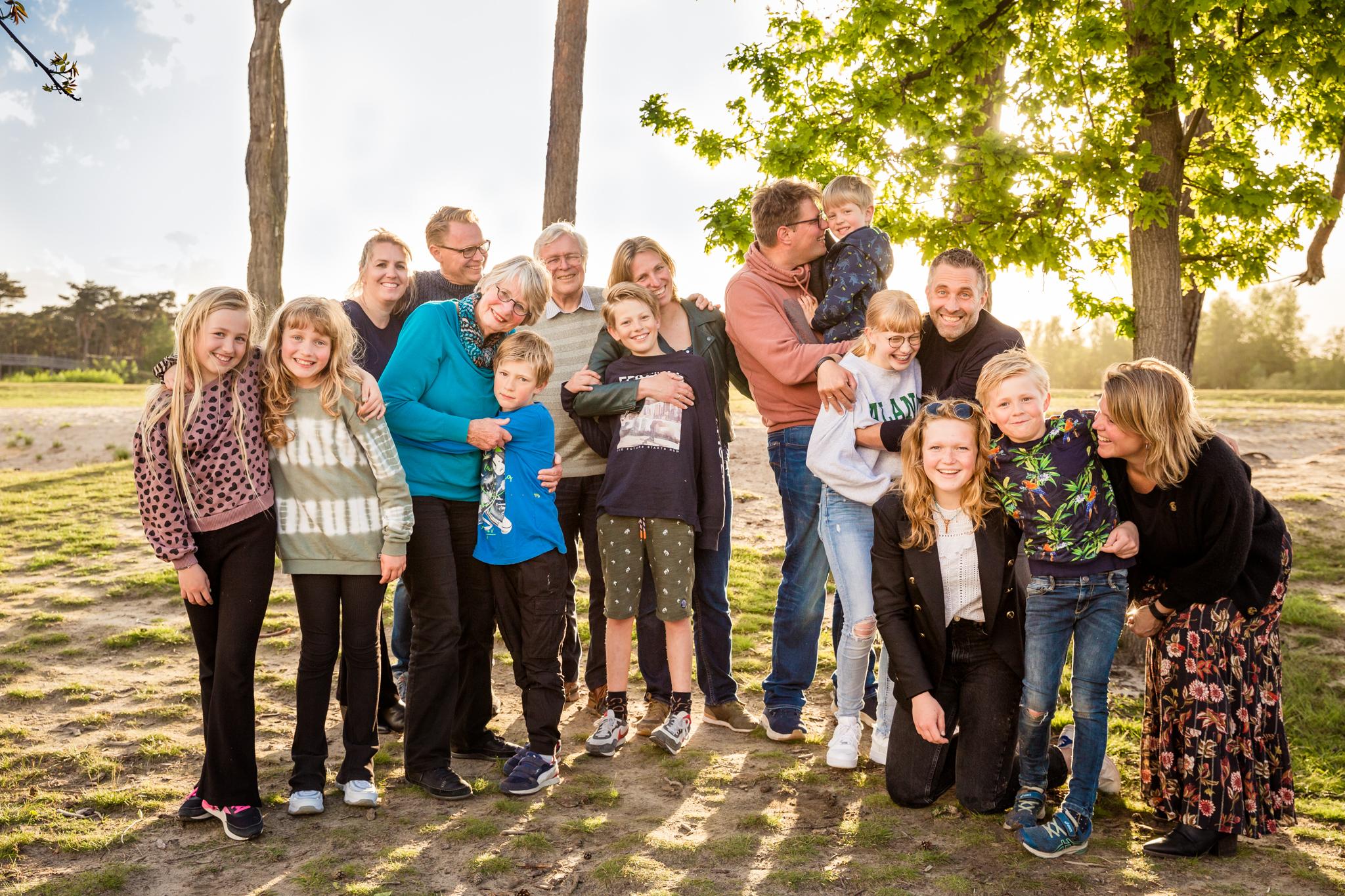 Familieshoot Beekse Bergen